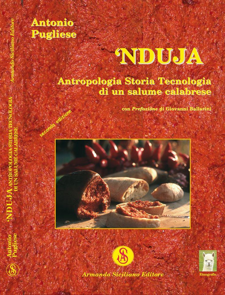 Antonio Pugliese - Nduja. Antropologia, storia, tecnologia di un ... CAULIFLOWER + 'NDUJA PASTA