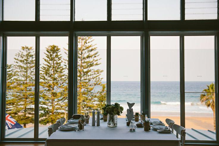 Moby Dicks Whale Beach Sydney Wedding. Image: Cavanagh Photography http://cavanaghphotography.com.au