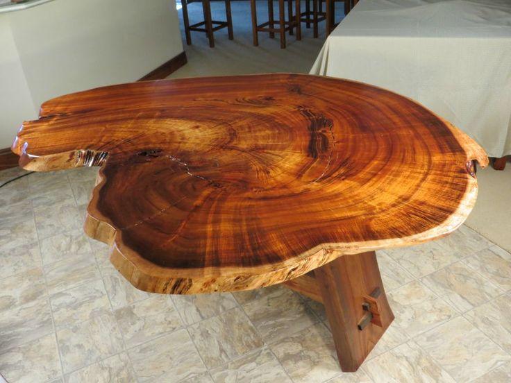 Custom Koa Furniture Custom Koa Rocking Chairs & Furniture. koa wood coffee  tables