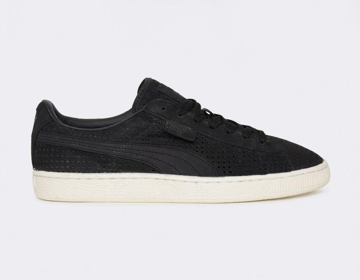 #Puma States Perforated Pack Black #sneakers