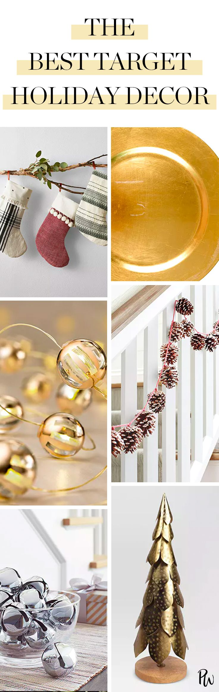Naked greenery search is up 379 percent on Pinterest —meaningwreaths,tabletop decor, evenChristmas trees themselvesare losing the embellishments and letting their lush, verdant greenness do all the talking. #greenery #holidaydecor #holidays #nakedgreenery #hangingdecor #hanginggreenery #greenery #holidaywreaths #homedecor
