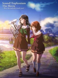 Hibike Euphonium Movie Todoketai Melody Episode 01 H264 01 Hevc H265 480p 720p English Subbed Download In 2020 Anime Best Friends Anime Anime Music