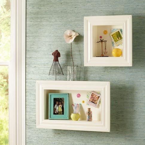 Picture Frame Shelves | PBteen