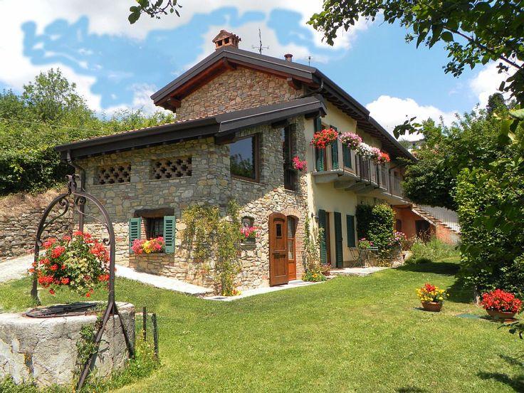 Oltre 25 fantastiche idee su case con esterni in pietra su for Disegni di case di tronchi