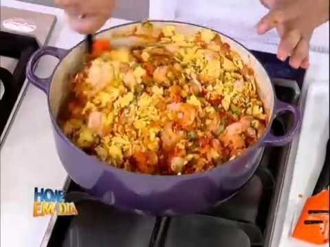 Edu Guedes ensina a preparar um delicioso cuscuz #Receitas