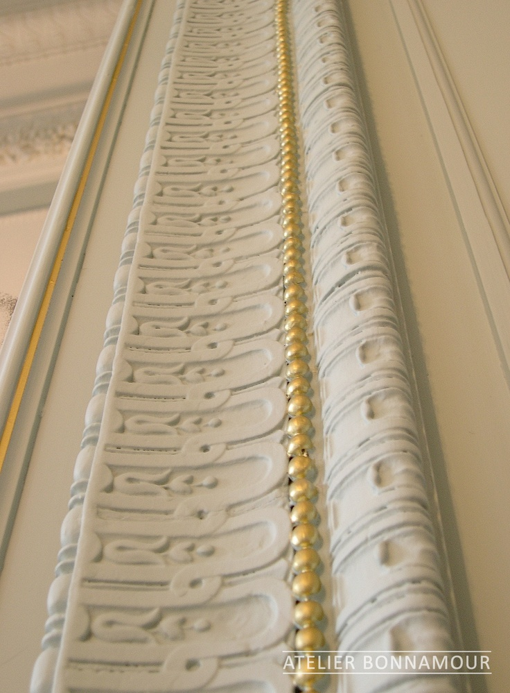 Rénovation - Hôtel Particulier (Salle de Billard) ©Atelier-Bonnamour.com