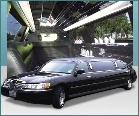 8 PAX LINCOLN STRETCH LIMOUSINE