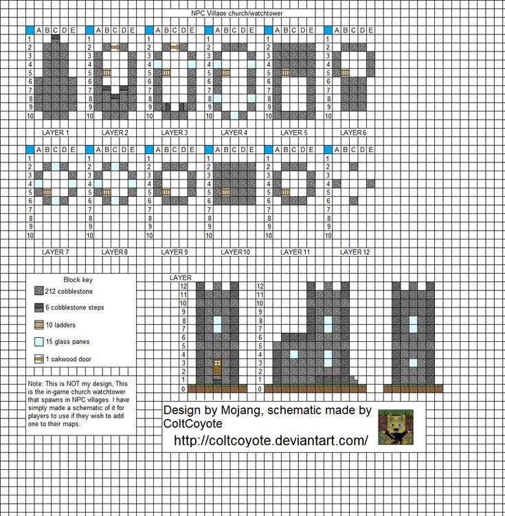 33 best minecraft blueprints images on pinterest minecraft minecraft floorplans by coltcoyote on deviantart malvernweather Image collections