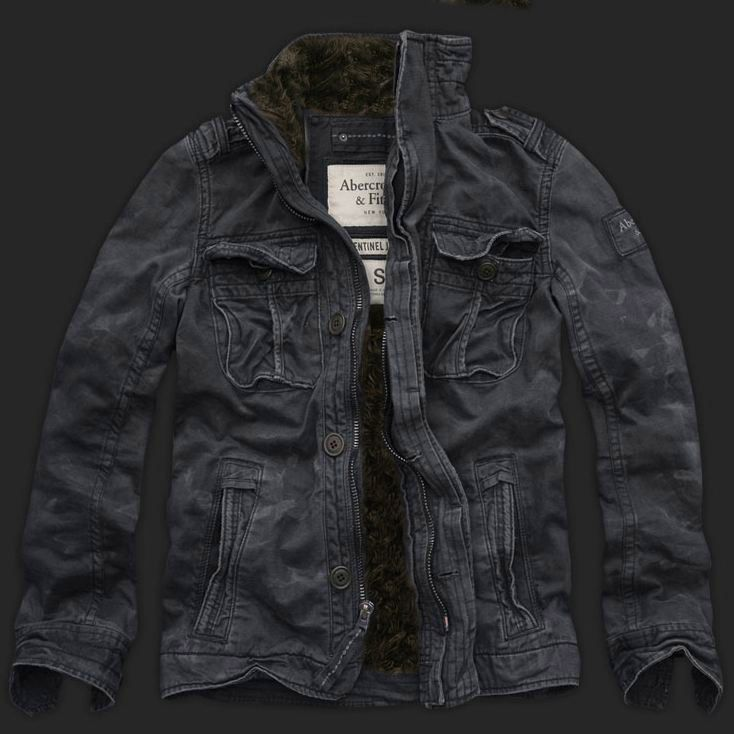 Abercrombie and Fitch Cascade Lakes Fur Jackets