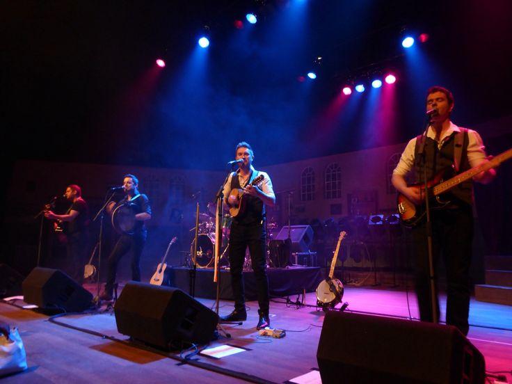 The Kilkennys live in Venlo