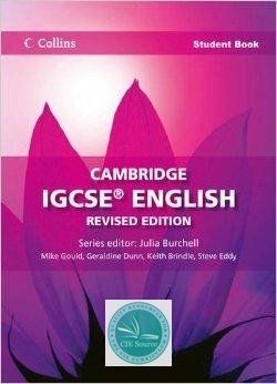 9780007517053, Cambridge IGCSE English Student Book - CIE SOURCE