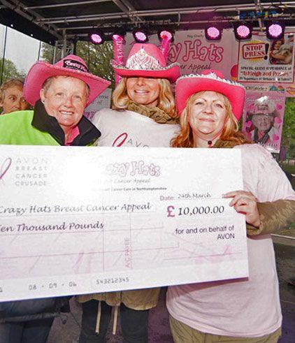 Avon Walk Around the World for Breast Cancer - United Kingdom 2013