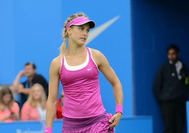 Bouchard on Wimbledon Success: Forgetting about it Is Best