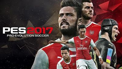 New Latest Download games apps: PES 2017 Pro evolution soccer Apk Download