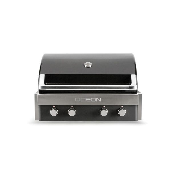 Inbyggnadsgrill GrandHall Odeon 32 Black Built-in