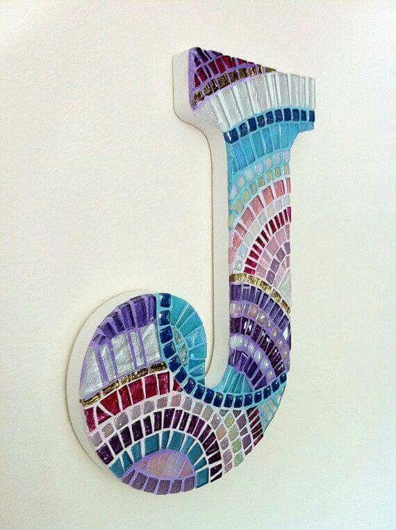 Mosaico letra