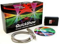 FB3 pangolin quickshow laser designer software