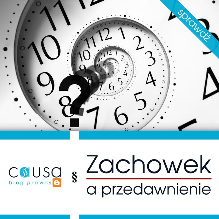 http://www.blog.causakancelariaprawna.eu/2014/01/zachowek-przedawnienie.html   Temat: Zachowek a przedawnienie.   Rozwinięcie tematu na blogu Kancelarii, zapraszamy :)