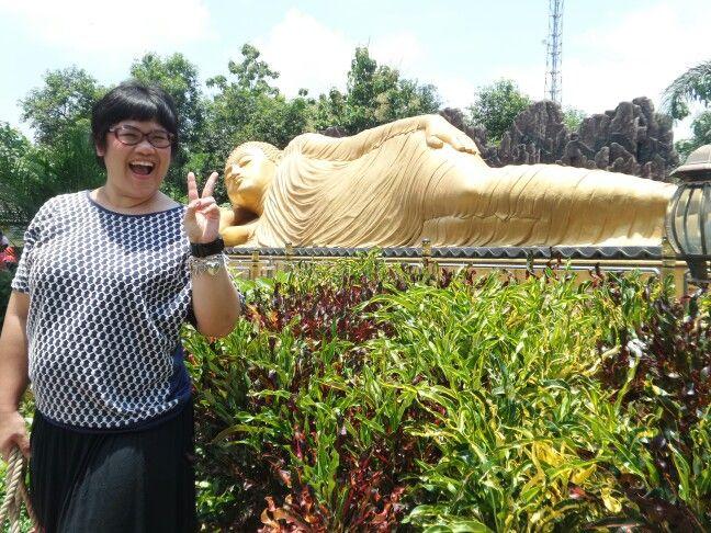 Sleeping Budha, Surabaya