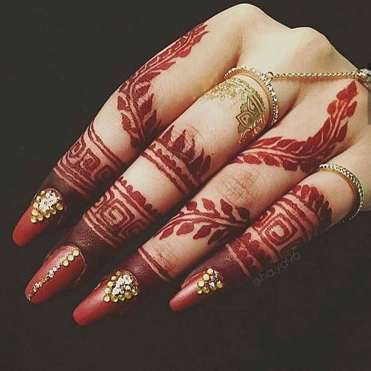 "2,292 Likes, 16 Comments - Sheffield Mehndi Ⓜ (@sheffield_mehndiartist) on Instagram: ""This is just stunning.  So nice and simple. Love the stain. Follow+support @ha.ya96  Dm me for…"""