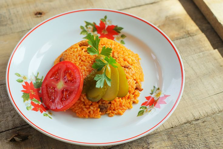 Bácskai rizseshús - Street Kitchen