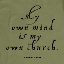 first balenciaga bag 34My own mind is my own church34  Thomas Payne quotes  Words that Inspire and Remind Me