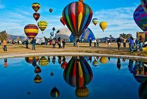 Havasu Balloon Festival and Fair - Lake Havasu City AZ United States - HotAirBalloon.com