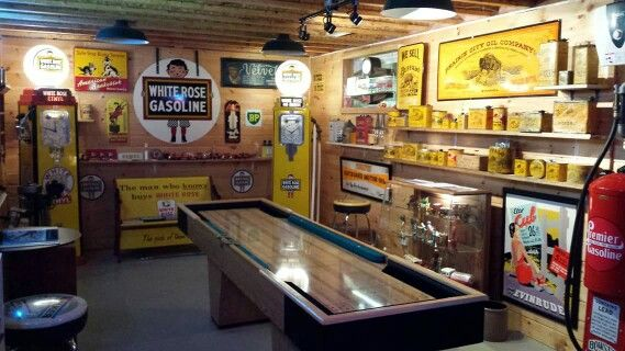 Man Caves Canada : Best images about gas and oil on pinterest man cave