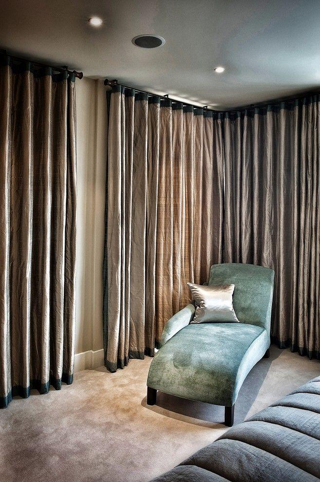 50 Stylish Bedroom Curtain Ideas 2020