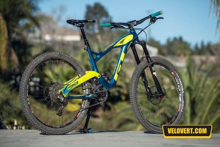 Infos VTT : Les vélos du GT Factory Racing