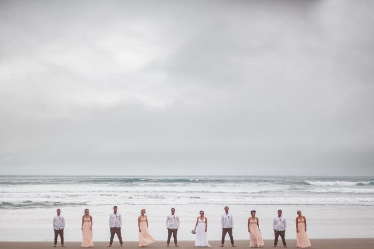 Jess and Rory - Bridal Party