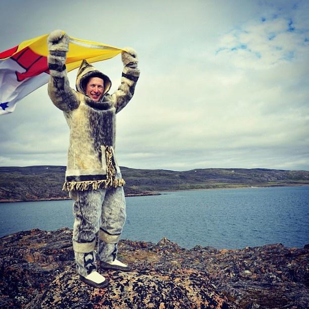 I am convinced that Jordin Tootoo can do no wrong...ever. Nunavut Pride!