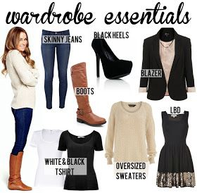 bri by day: Wardrobe Essentials Via Lauren Conrad Style