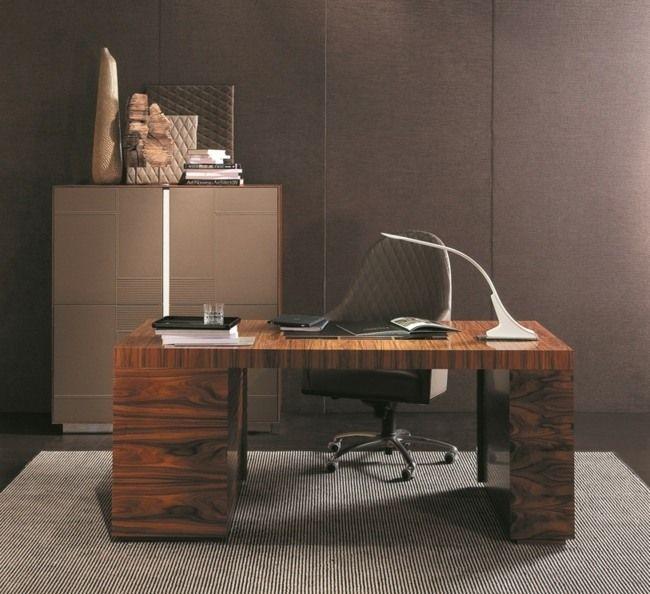 ... Medea Schreibtisch Holz Büro Schreibtisch Schreibtisch   Designmobel  Aus Holz Kaspar Hamacher ...