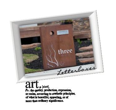 cool letterbox PO Box Designs