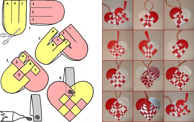 decorazioni pasquali fai da te | ornamento sueco 640x403 Navidad en Monkeyzen: Decoración DIY
