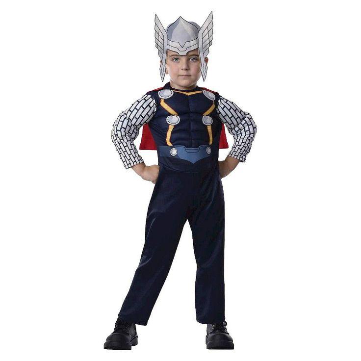 Toddler Boy's Avengers Assemble