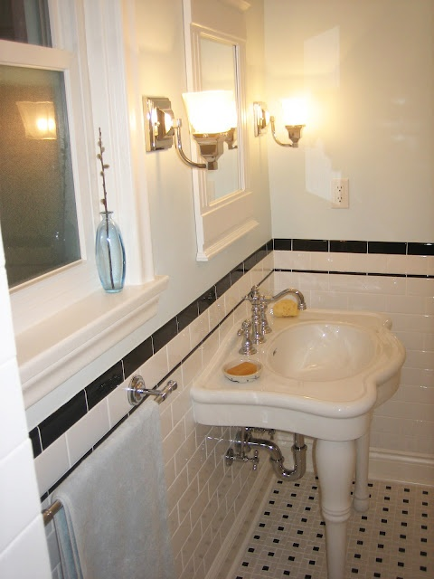 18 best images about 1950 39 s vintage bathroom ideas on for Main floor bathroom ideas