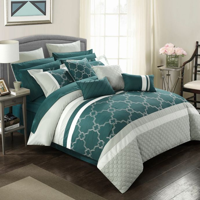 Chic Home Coco 16 Piece Comforter Set Bed Bath Beyond