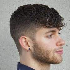 Image result for tapered hairstyle with spikes\