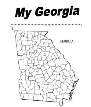 georgia colony flag