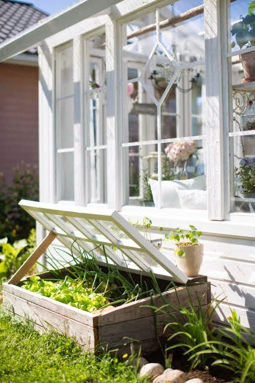 151 best Cold Box Gardening images on Pinterest | Box garden, Raised ...