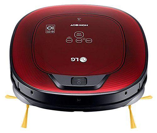 Chollo Robot Aspirador LG VR8602RR Hombot Square Turbo Serie 9+ por 419€