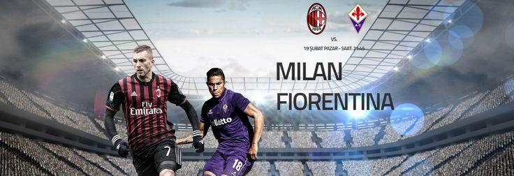 Milan – Fiorentina İtalya #SerieA'da şampiyonluk yarışından bu yıl uzakta kalan iki ekip karşı karşıya geliyor. Yaptığı tüm yatırımlara rağmen istediği futbolu sahaya koyamayan #Milan kendi gibi Avrupa kupalarına gidebilmek için mücadele veren #Fiorentina'yı konuk edecek. Bu zorlu mücadeleden kim galip çıkabilecek. Sizler için #Enyüksekbahisoranları ve #Canlıbahis seçeneklerimiz #Betend'de. Milan (2,18) – Beraberlik (3,37) – Fiorentina (3,22) Bugün: 22.45 http://betend80.com