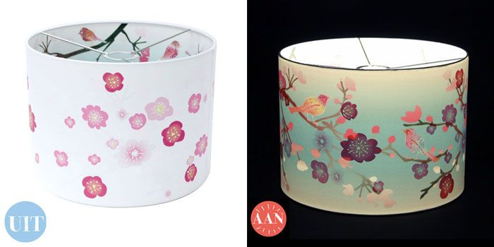 Lovely lamps for kids. Too bad they are in Holland.