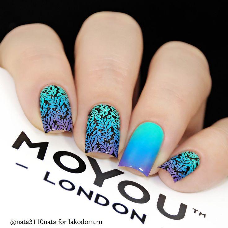 Пластина для стемпинга MoYou London Enchanted 13 - купить с доставкой по Москве, CПб и всей России.
