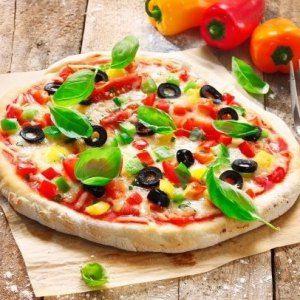 Идеальное тесто и соус для пиццы от Джейми Оливера