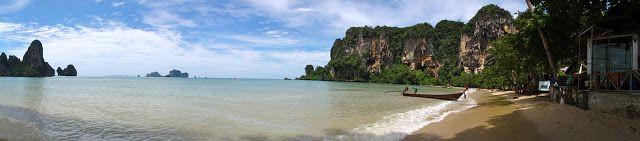 Backpacking in Thailand - Part 2: Tonsai Beach