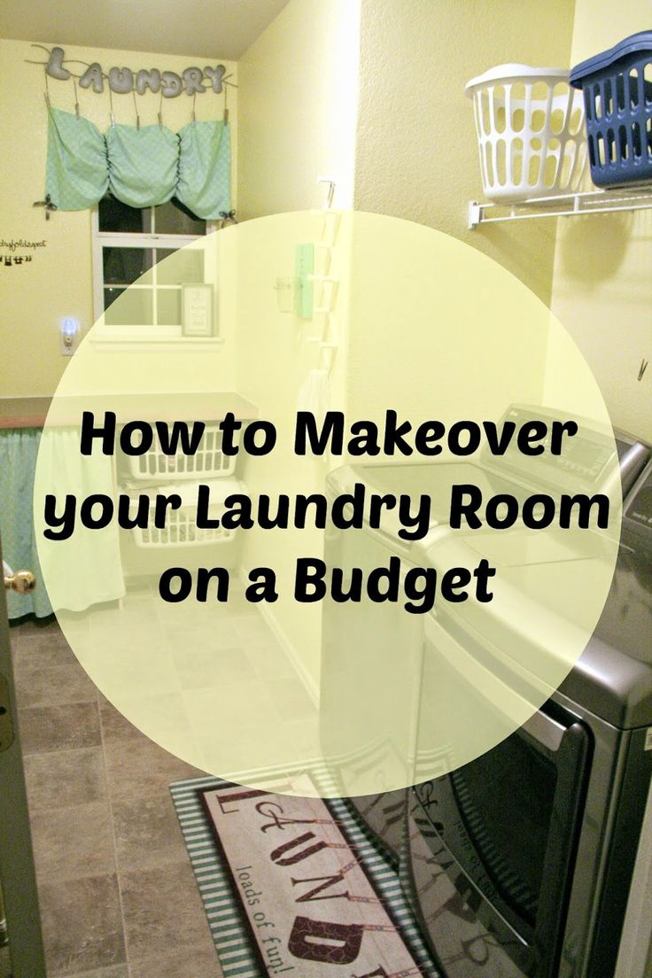 65 Best Images About Laundry Room Redo On Pinterest