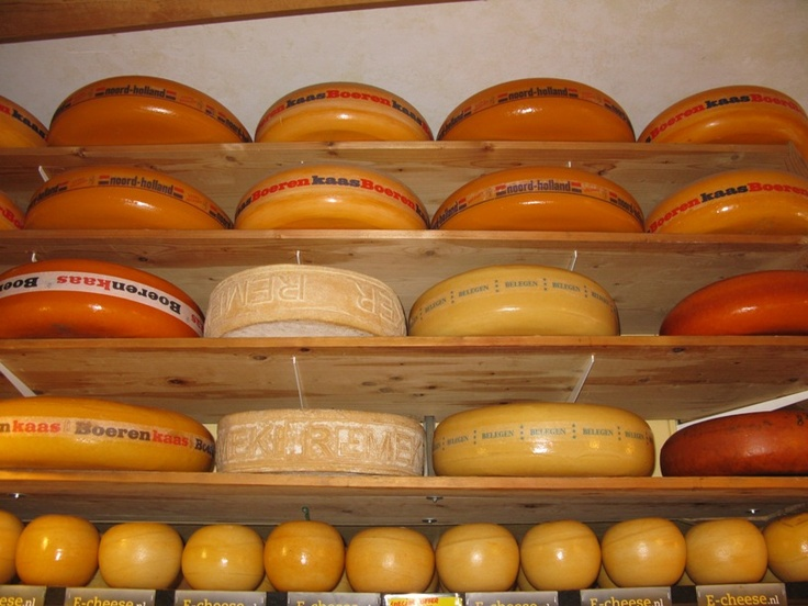Amsterdam. You will find De Kaaskamer ('the cheese room') in the Runstraat, one of the '9 Straatjes' (the nine little streets).